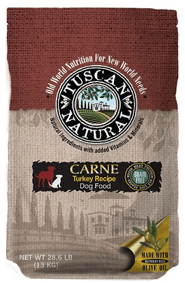 Tuscan Natural Carne Grain-Free Recipe
