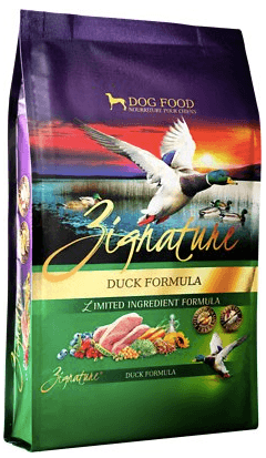 Zignature Duck Limited Ingredient Grain-Free Dry Dog Food