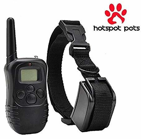 Hot Spot Pets Wireless Rechargeable Dog Training Collar