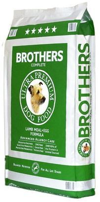 Brothers Complete Lamb Meal & Egg Formula: Advanced Allergy Care