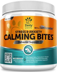 Zesty Paws' Calming Bites