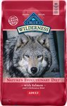 Blue Buffalo Wilderness Salmon Recipe Grain-Free Dog Food