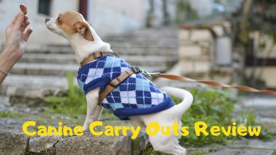 canine carry outs review