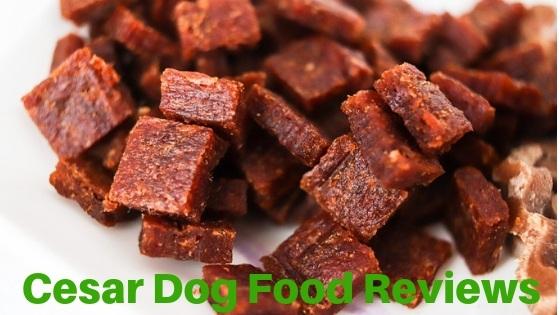 cesar dog food reviews