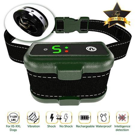 TBI Pro Rechargeable Bark Collar