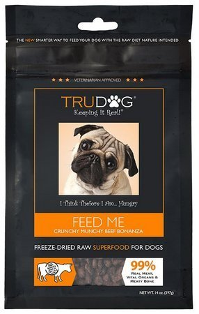 TruDog: Feed Me: Freeze-Dried Raw Superfood