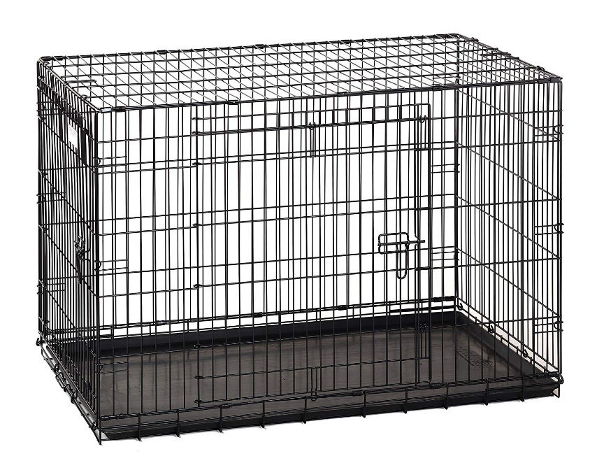 Precision Pet by Petmate 2 Door Great Crate with Precision Lock System Wire Dog Crate