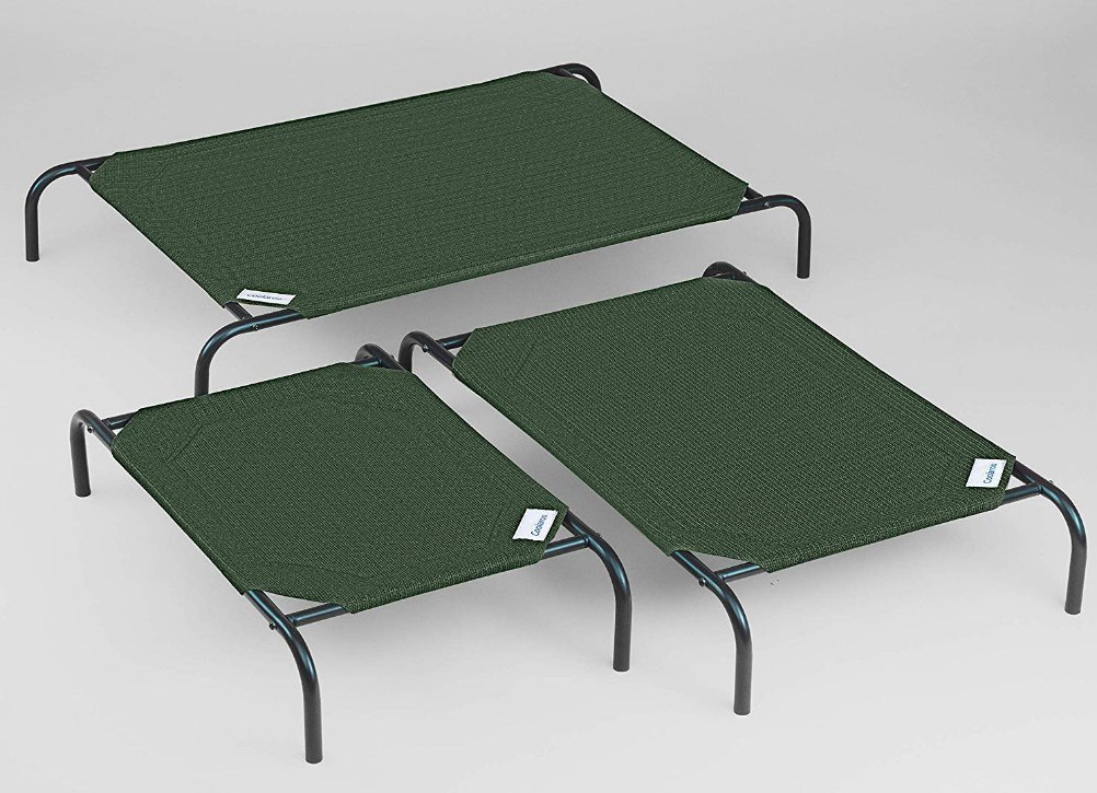 Coolaroo Steel Frame Large Pet Bed