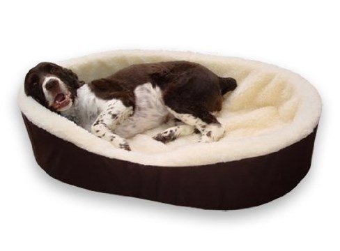 Dog Bed King USA Cuddler Bed