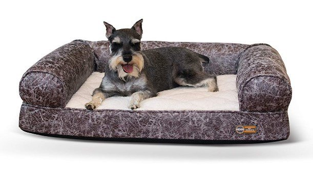 dog beds with memory foam
