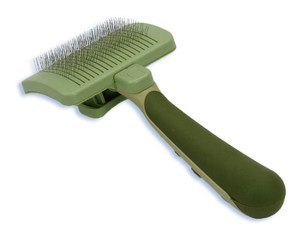 best self cleaning dog brush