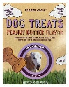 Natural Dog Treats - Peanut Butter