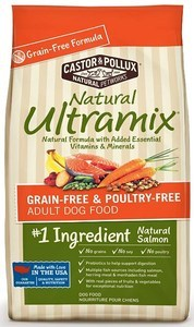 Natural Ultramix Grain Free Poultry Free Recipe