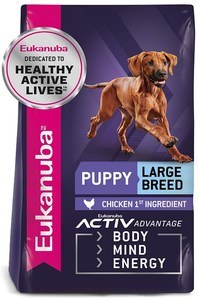 Large Breed Puppy Dry Dog Food