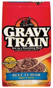 Gravy Train Beef Dog Food
