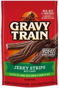 Gravy Train Jerky Strips