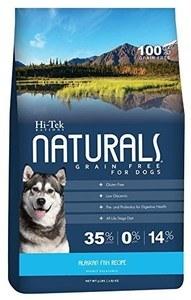 Hi-Tek Naturals Grain Free Alaskan Fish Formula