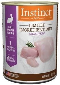 Instinct Original Canned Food Rabbit