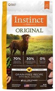 Instinct Original Kibble Chicken Meal