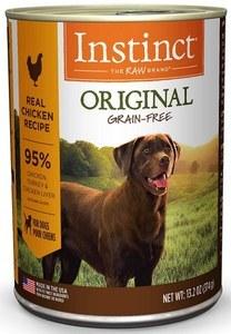 Instinct Original Canned Food Chicken