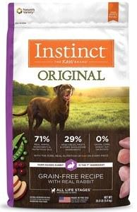 Instinct Original Kibble Rabbit Meal