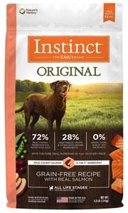 Instinct Original Kibble Salmon Meal