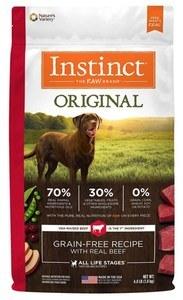 Instinct Original Kibble Beef & Lamb Meal