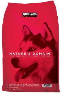 Nature's Domain Turkey Meal & Sweet Potato Formula for Dogs