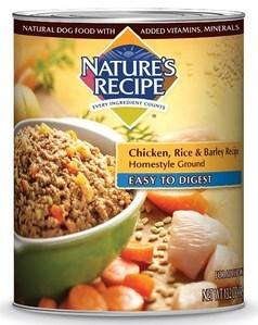 Easy-To-Digest Chicken, Rice & Barley Recipe