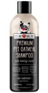 pet oatmeal anti-itch shampoo and conditioner all natural