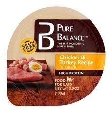 Pure Balance Grain-Free Chicken & Turkey Dinner