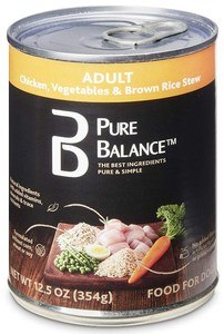 Pure Balance Chicken, Vegetables & Brown Rice Stew