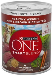 Gravy Lamb & Brown Rice