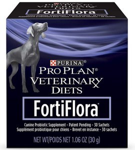 Purina Pro Plan Veterinary Diets FortiFlora Probiotic Dog Supplement