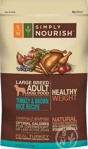 Simply Nourish Large Breed Dog Food