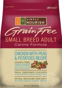 Simply Nourish Grain Free Small Breed Adult