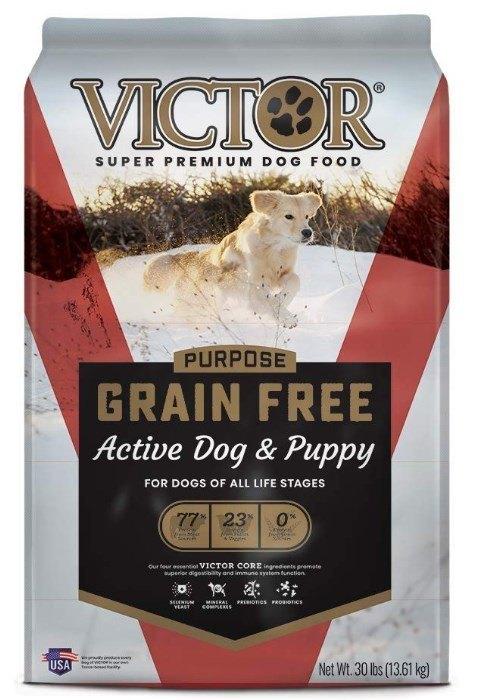 Victor Active Dog & Puppy Formula Dog Food