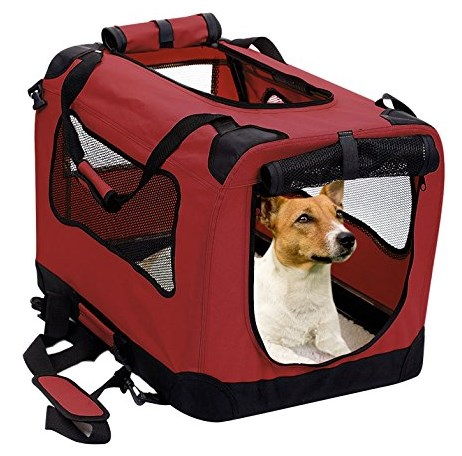 Best Soft Dog Crate for Car Travel