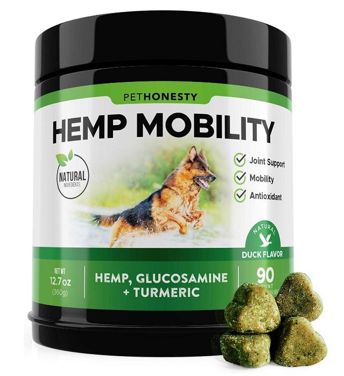 PetHonesty Hemp Supplement