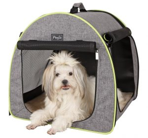 petsfit soft portable dog crate