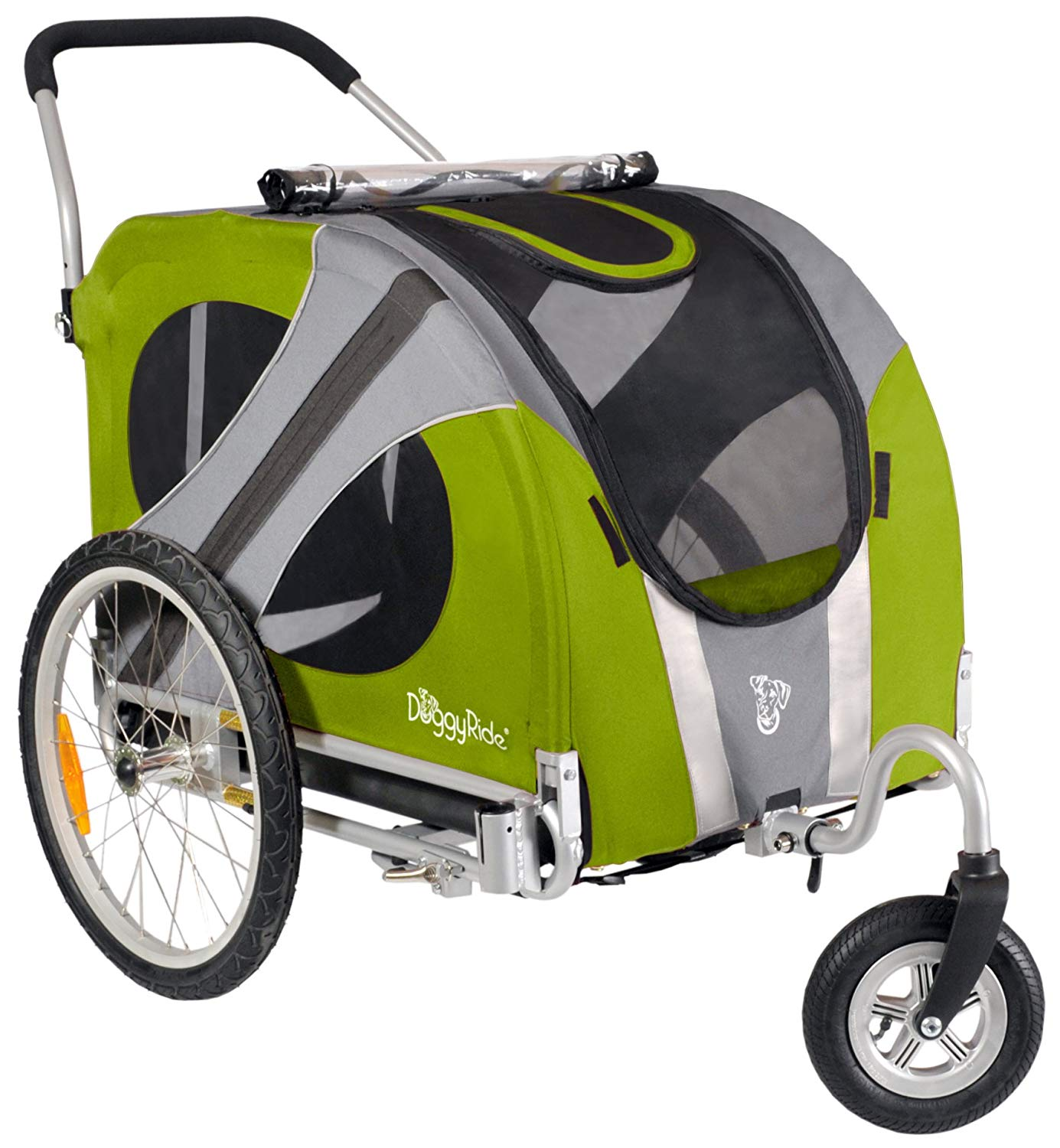DoggyRide Novel – The Top Performing Dog Stroller