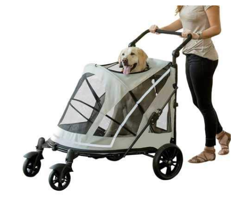 Pet Gear NO-Zip Stroller