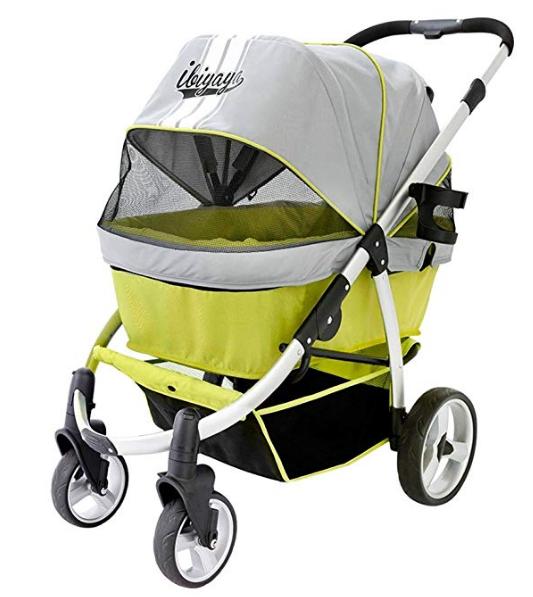 Ibiyaya Double Dog Stroller