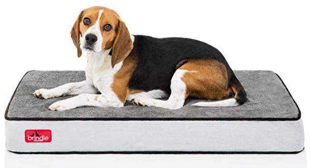 Brindle Pet Bed