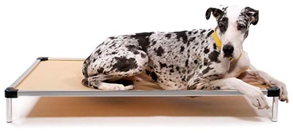 K9 Ballistics Chew Proof Elevated Dog Bed