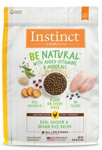 Nature\'s Variety Prairie Chicken & Brown Rice Recipe Dry Dog Food