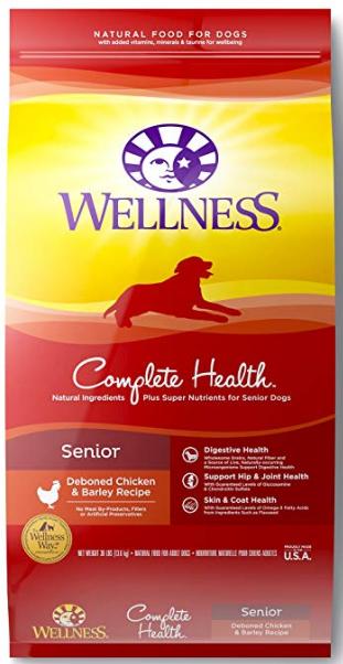 Wellness Complete Health Dry Dog Senior