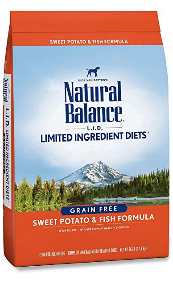 Natural Balance Alpha Dog