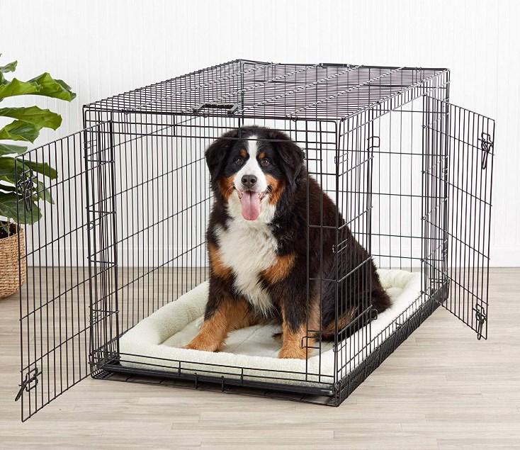 AmazonBasics Folding Crate