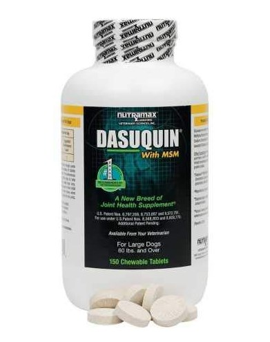 Nutramax Dasuquin with MSM Chewable Tablets